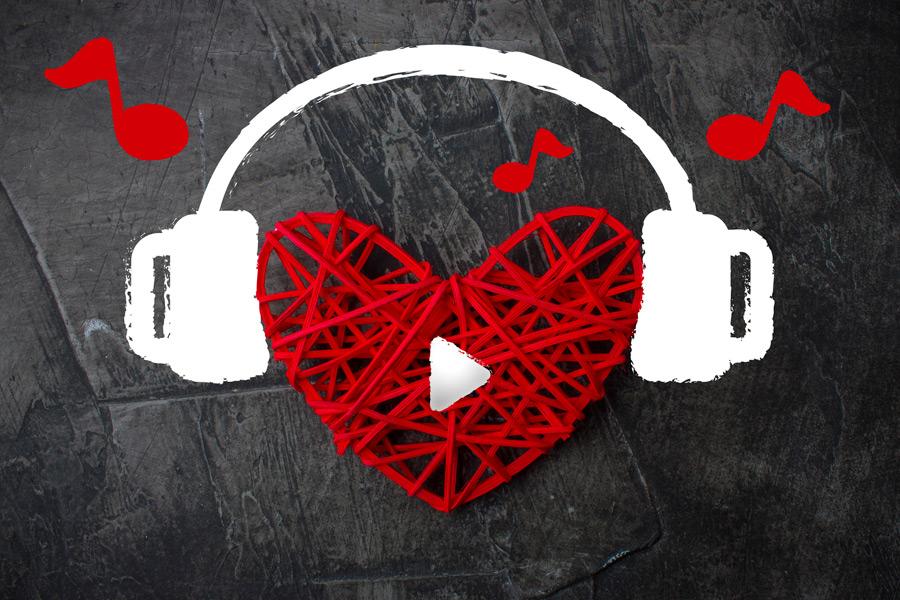 Песни о любви слушать онлайн