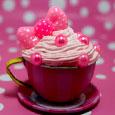 Открытка: Утро – чудесный подарок после сладкого сна...