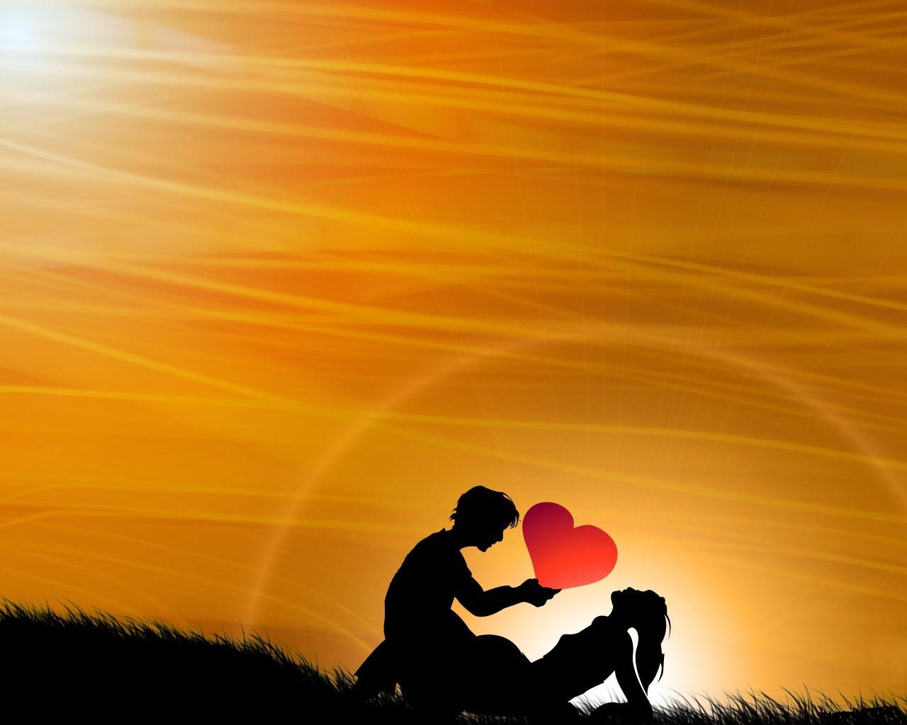 Красивые открытки о любви фото