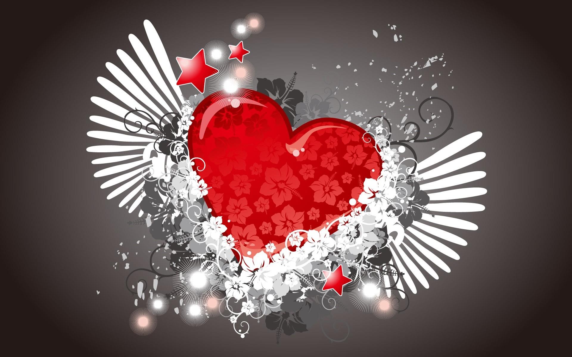 Все надоело, открытка влюбленное сердце