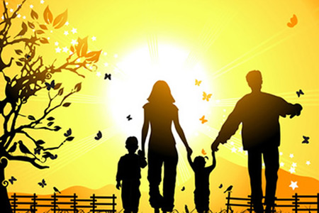 Смысл семьи – стремление к счастью