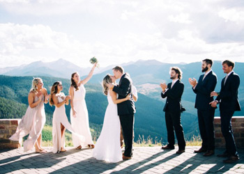 Свадьба сразу после предложения