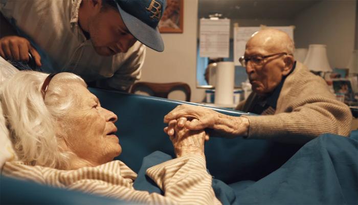«Я люблю тебя 80 лет»