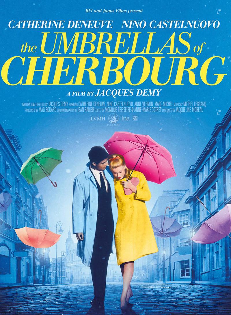 Фильм о любви: Шербургские зонтики