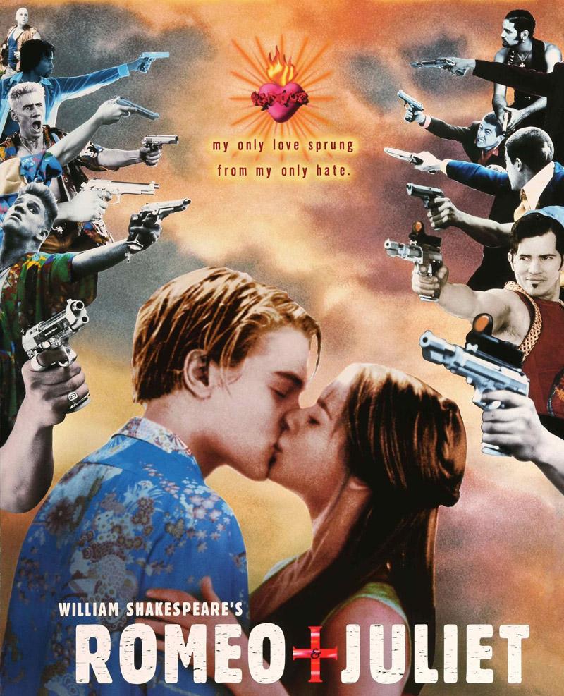 Фильм о любви: Ромео+Джульетта