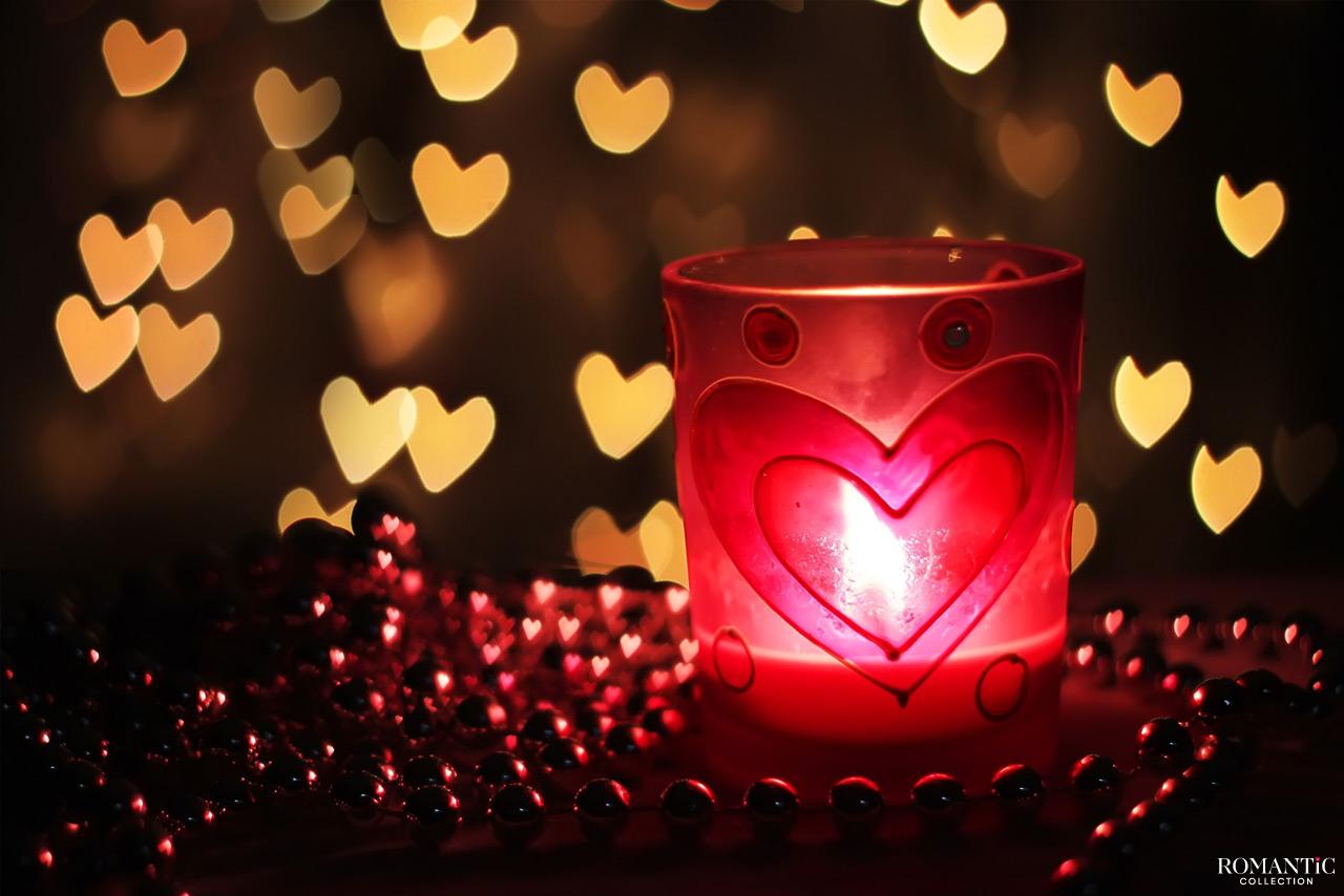Дорожка из свечей