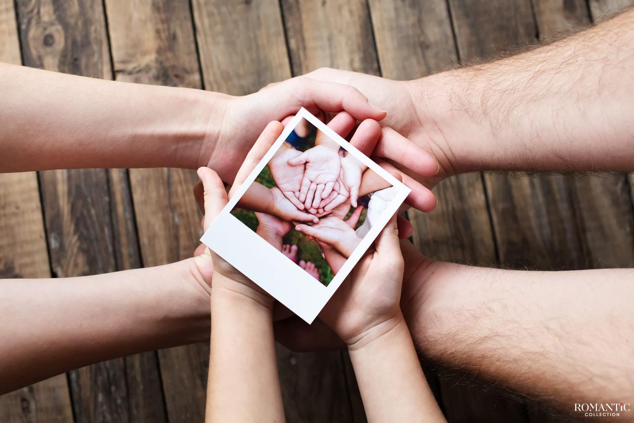 12 идей, как сохранить семейные воспоминания