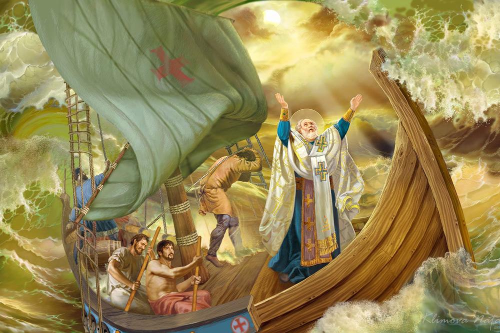 О чем молятся Николаю Чудотворцу