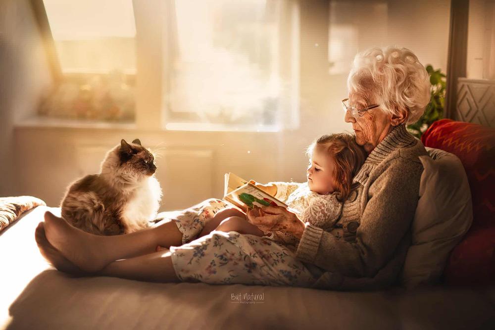 Стихи о семье для детей