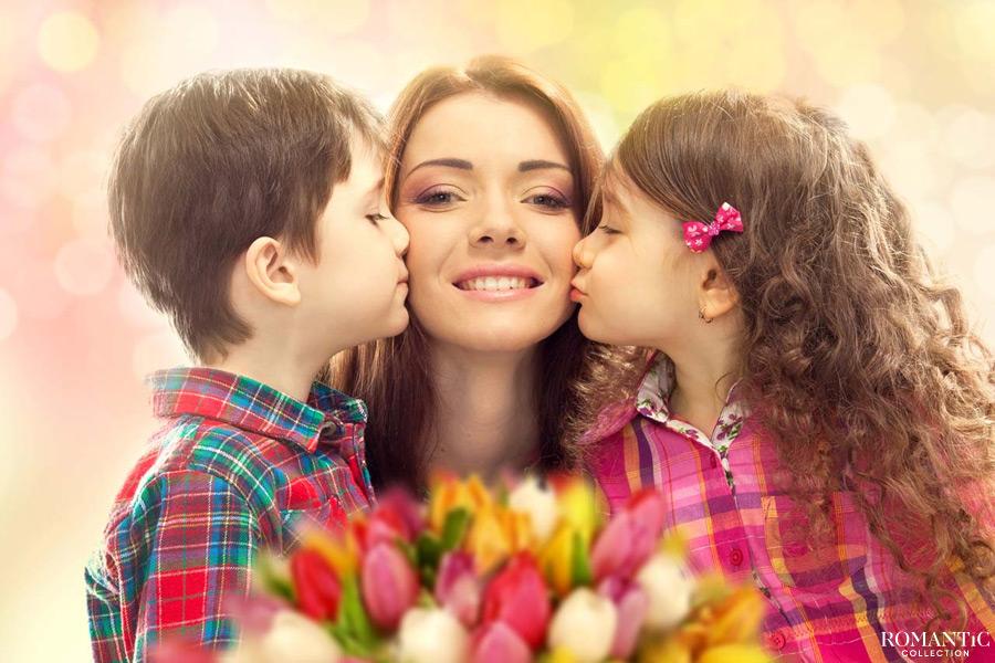 С 8 Марта для мамы в стихах и прозе