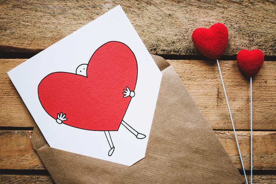 Трогательные письма для любимого