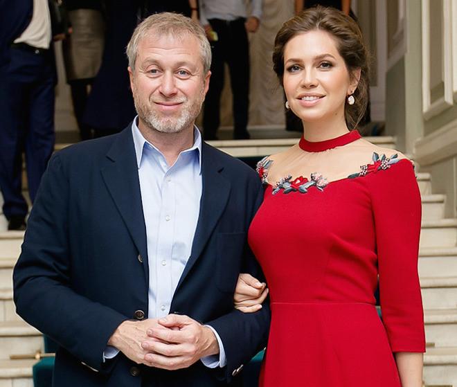 Роман Абрамович и Дарья Жукова объявили о разводе