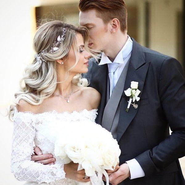 Никита Пресняков и Алена Краснова поженились