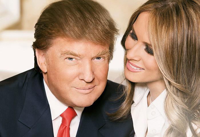 7 интересных фактов об отношениях Мелании и Дональда Трампа