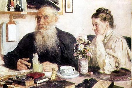 Лев Толстой и Софья Берс: роман длиною в жизнь