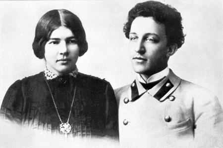 Александр Блок и Любовь Дельмас: горькие ноты влюбленности