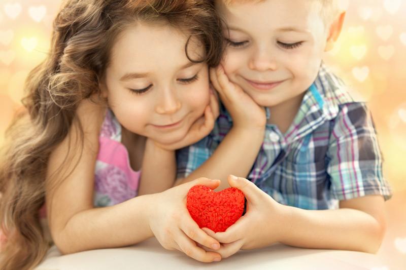 Картинки мальчика и девочки любовь