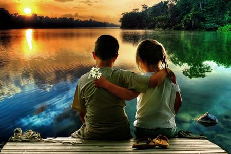 Постарайтесь быть другом тому, кто вам нравится