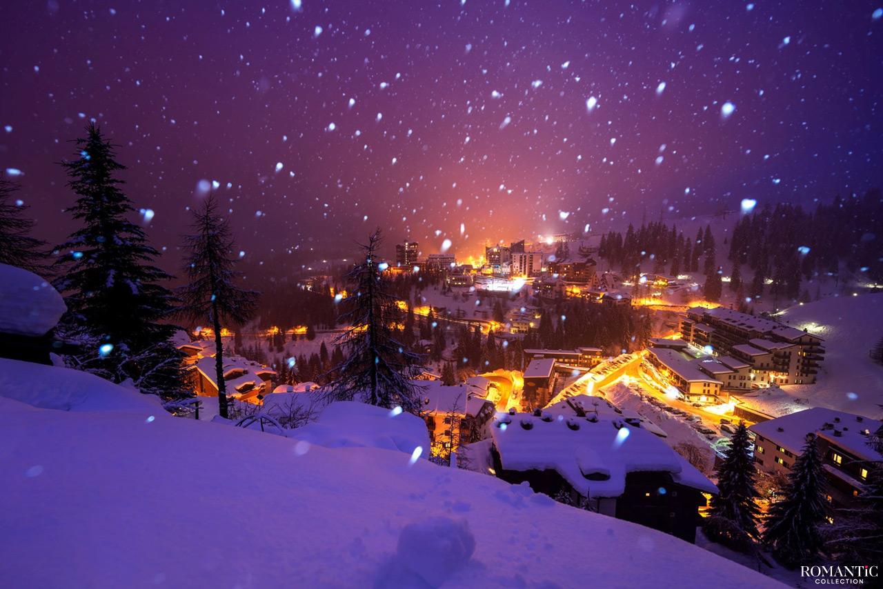 15 мест, в которых было бы классно встретить Новый год