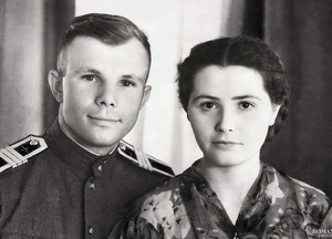 Юрий и Валентина Гагарины: всегда вместе и на земле, и в космосе