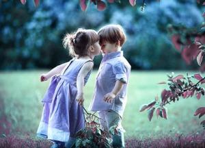 Поговорим с детьми о любви?