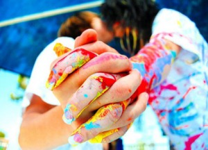 Семейная жизнь — это совместное творчество
