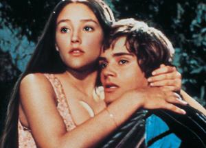 Фильм о любви: Ромео и Джульетта