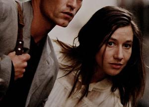 Фильм о любви: Босиком по мостовой