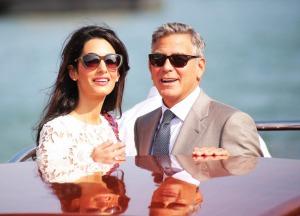 Джордж и Амаль Клуни решили обновить клятвы верности
