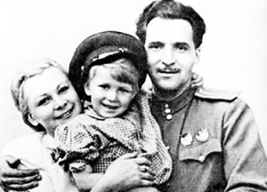 Константин Симонов и Валентина Серова: любовь, воспетая стихами