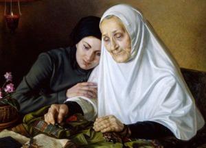 Монахиня из разведки: А любовь и по смерти жива