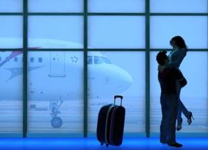 Любовь — это встречать в аэропорту