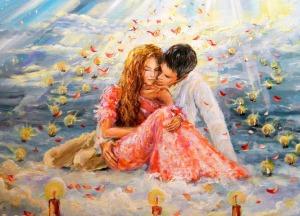 Откуда возникает любовь между мужчиной и женщиной