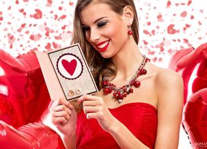 День святого Валентина: Надписи для валентинок