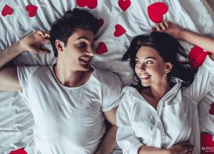 День святого Валентина: По-семейному