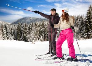 День святого Валентина: В горы