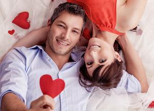 День святого Валентина: Мы вместе и всё прекрасно
