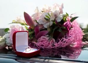 Видео: Красивое предложение руки и сердца