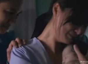 Видео: Ребёнок ожил в маминых руках