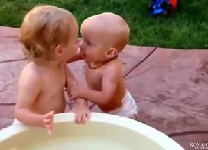 Видео: Малыши: любовь и нежность