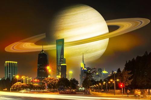 Сатурн приблизился на минимальное расстояние