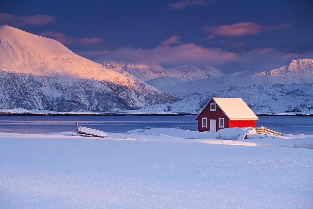 Тромсе, Норвегия