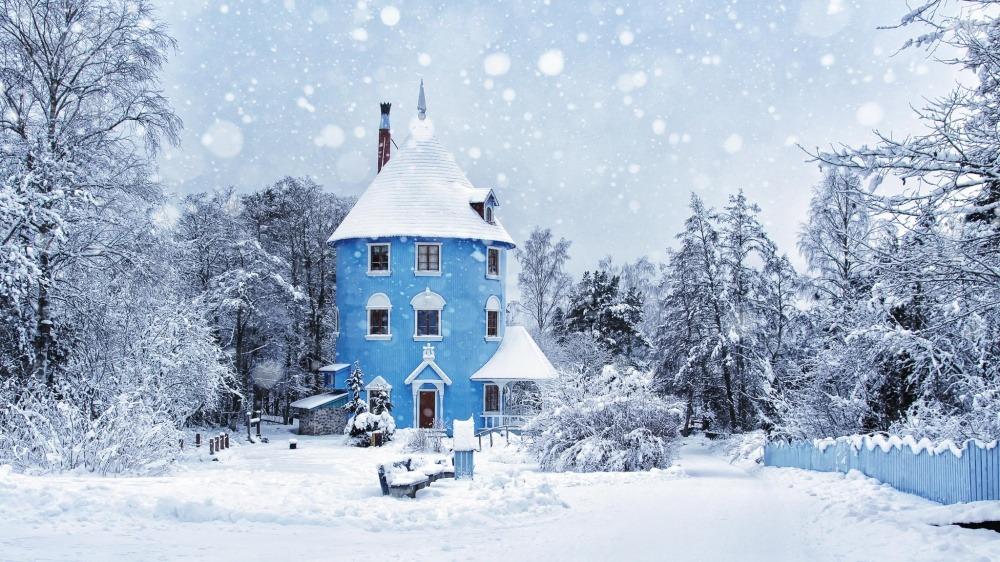 Наантали, Финляндия