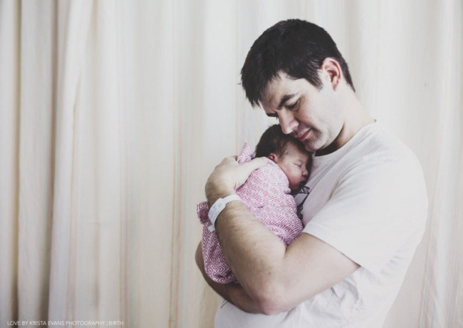 «Я поднял глаза вверх, когда впервые увидел его, меня переполняла радость и одновременно душили слезы».