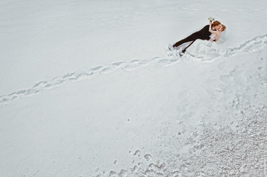Зима и свадьба