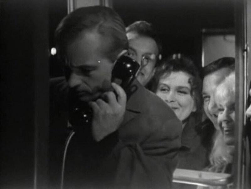 Кадры из фильма «Каждый вечер в одиннадцать»