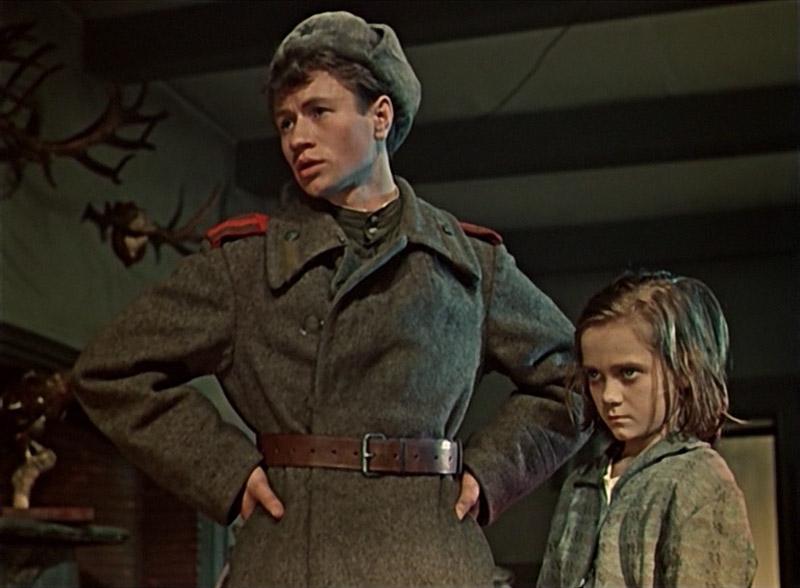 Кадры из фильма «Дорогой мой человек»