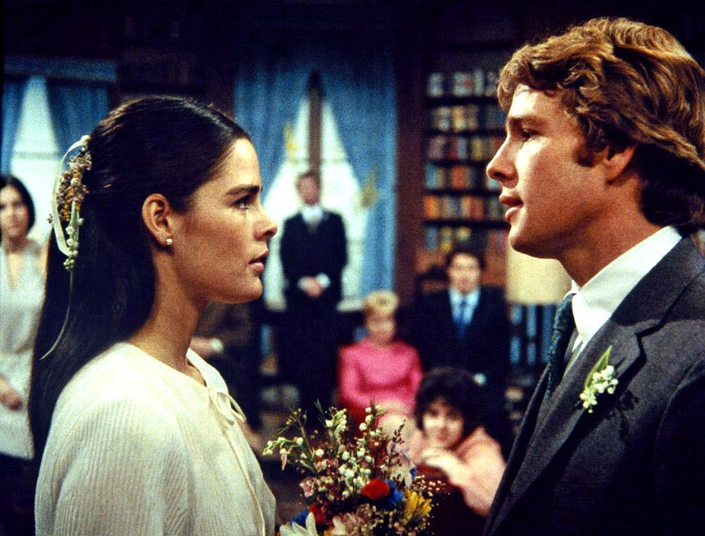 Кадры из фильма «История любви»