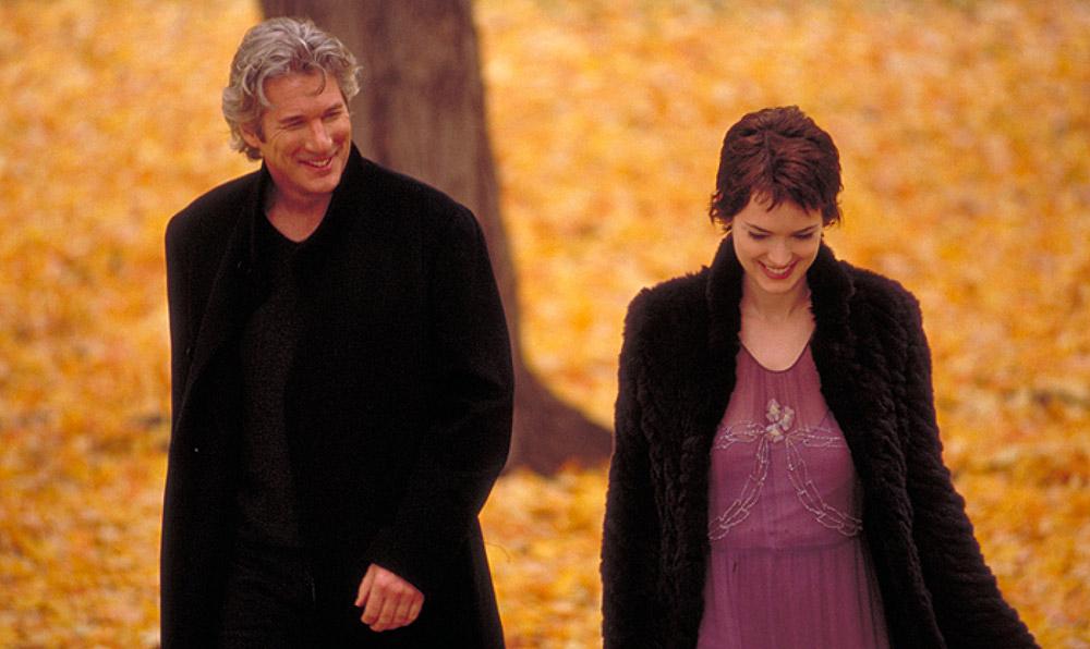 Кадры из фильма «Осень в Нью-Йорке»