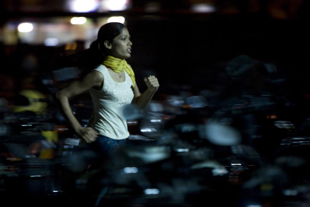 Кадры из фильма «Миллионер из трущоб»